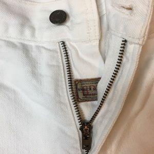 Polo by Ralph Lauren Jeans - Men's White Polo by Ralph Lauren Denim Jeans